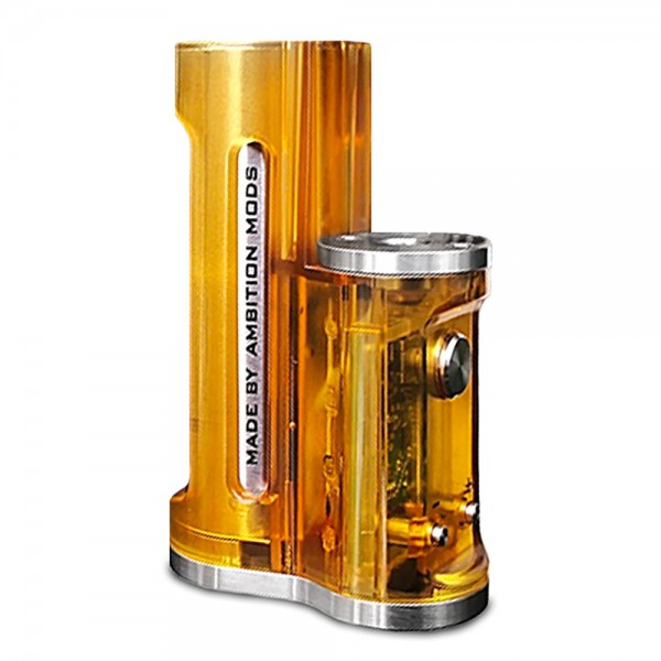 Ambition Mods Easy Side Box Mod (Yellow-Polished)