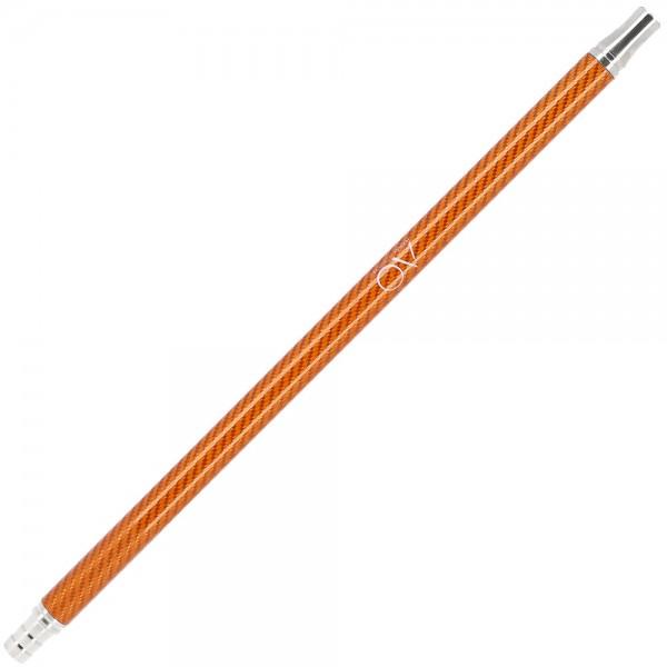 AO Carbon Mundstück Edelstahl V2A Orange