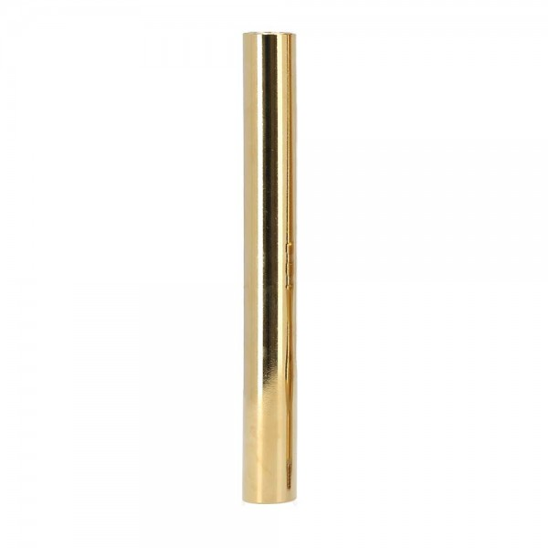 Smokezilla Wasserrohr Edelstahl Shiny Gold