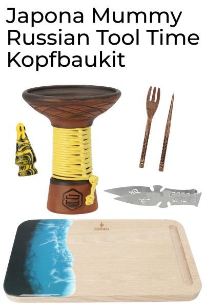 Japona Mummy Russian Tool Time Kopfbaukit