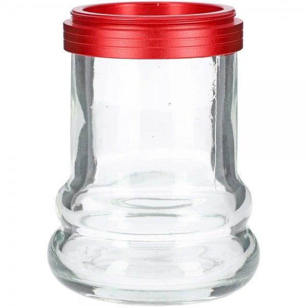 Ersatzglas INVI Nano Rot Clear