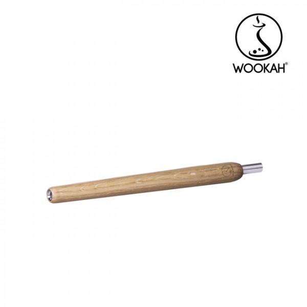 Holzmundstück Wookah Oak Eichenbraun