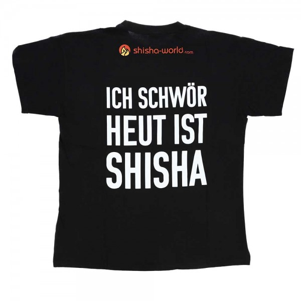 T-Shirt ICH SCHWÖR Gr. XXL