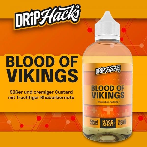 DRIP HACKS Blood of Vikings Aroma 50ml