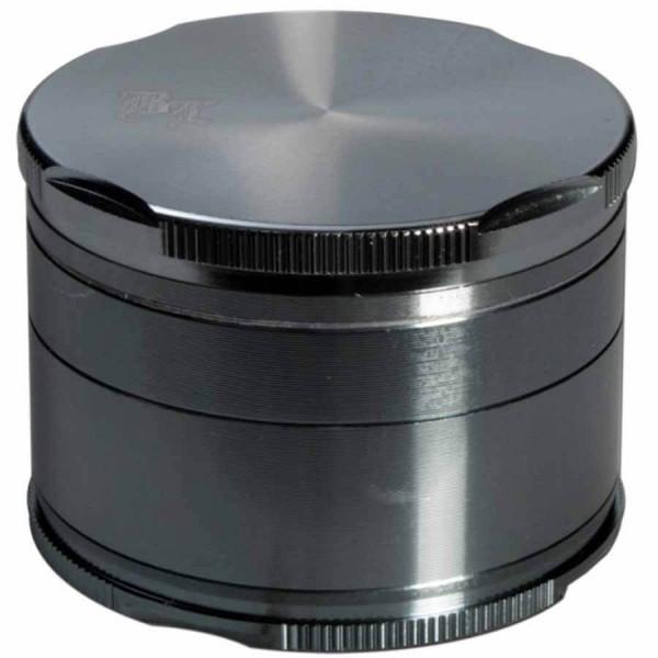 Black Leaf Grinder New Edge 4-tlg. 50mm - grau grün
