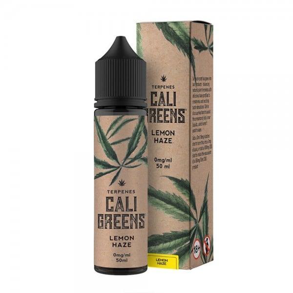 Cali Greens Lemon Haze Liquid 50 ml