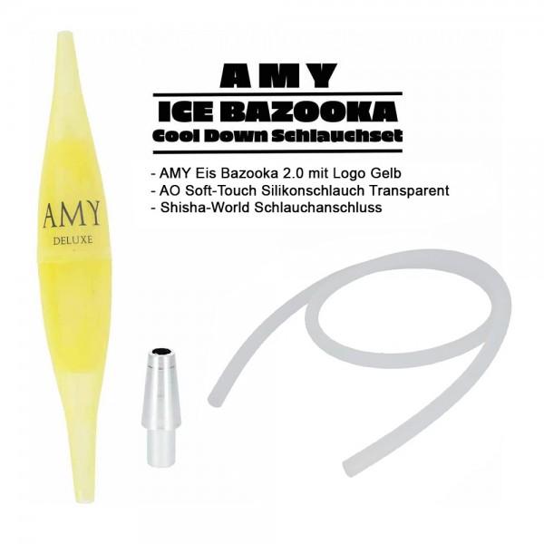Amy Eis Bazooka Cool Down Schlauchset