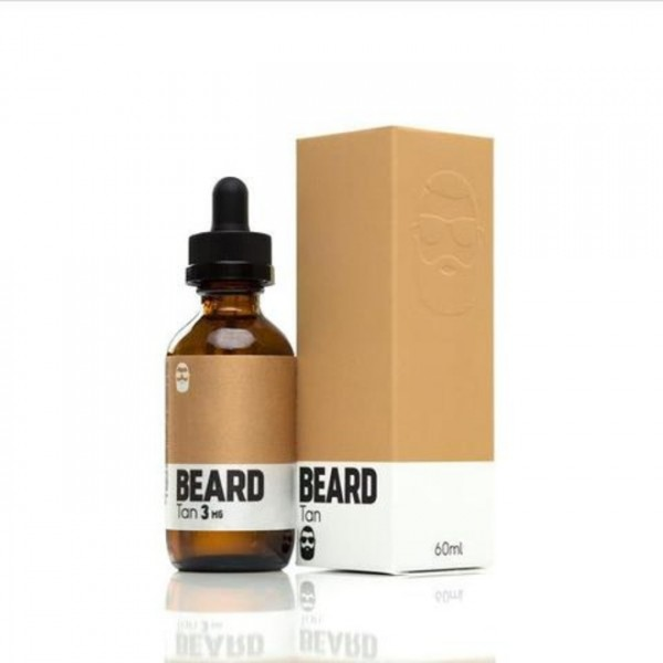 Beard Vape Colors - Tan - 0mg Nikotin - 60ml