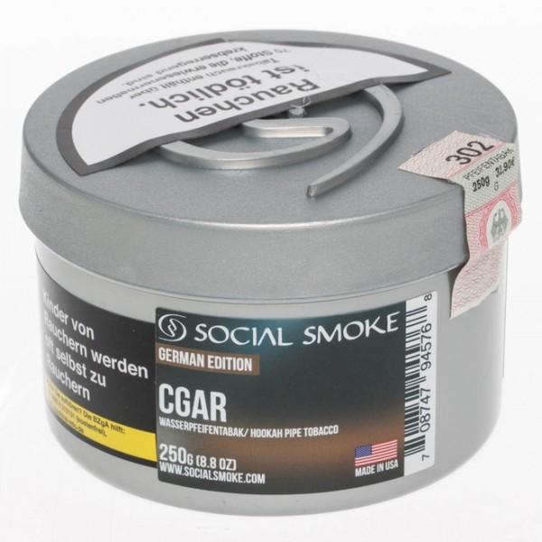 Social Smoke CGAR 250g