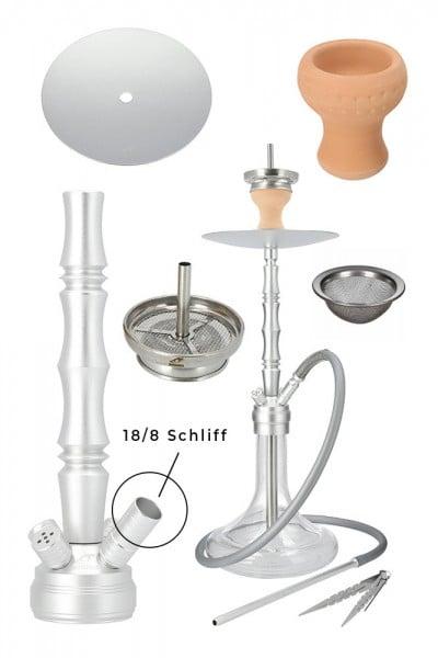 Smokezilla Minya Silber Basic