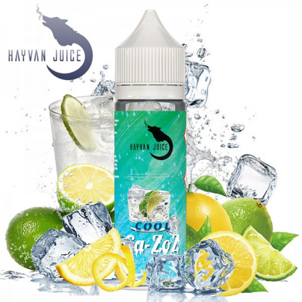 Hayvan Ga-Zo Zoz Cool Aromen 10 ml