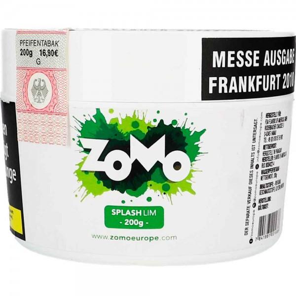 Zomo Tabak Splash Lim 200g