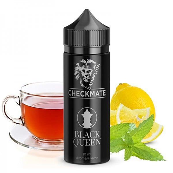 DampfLion Checkmate Black Queen Aroma 10 ml