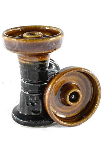 HookahJohn 80feet ESPANA Bowl Brown Eye