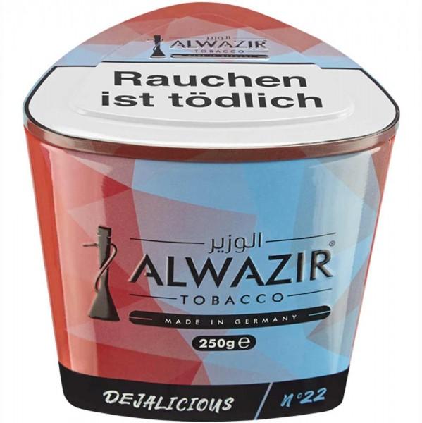 Alwazir Tabak No.22 Dejalicious 250g