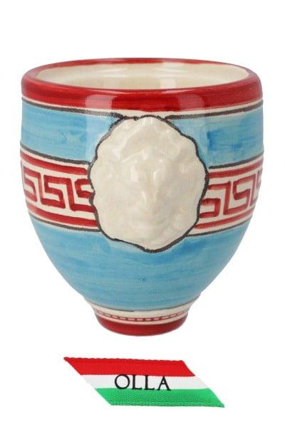 OLLA Hookah Bowls OMICRON Victoria Celeste