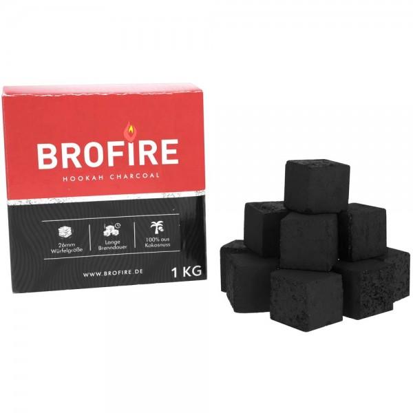 BroFire 26er Kokoskohle 1Kg