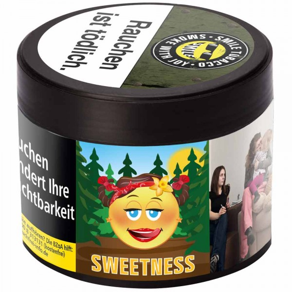 Smile Tobacco Sweetness 200g
