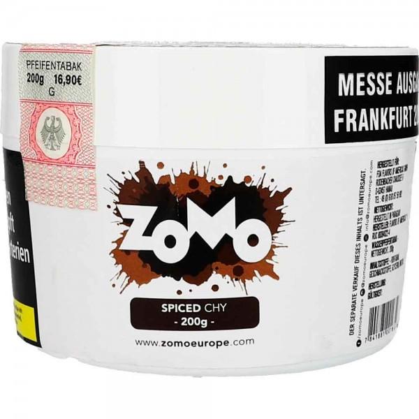 Zomo Tabak Spiced Chy 200g