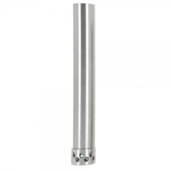 INVI Wasserrohr inkl. Diffusor 15cm Edelstahl