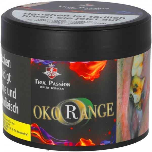True Passion Tabak Okorange 200g