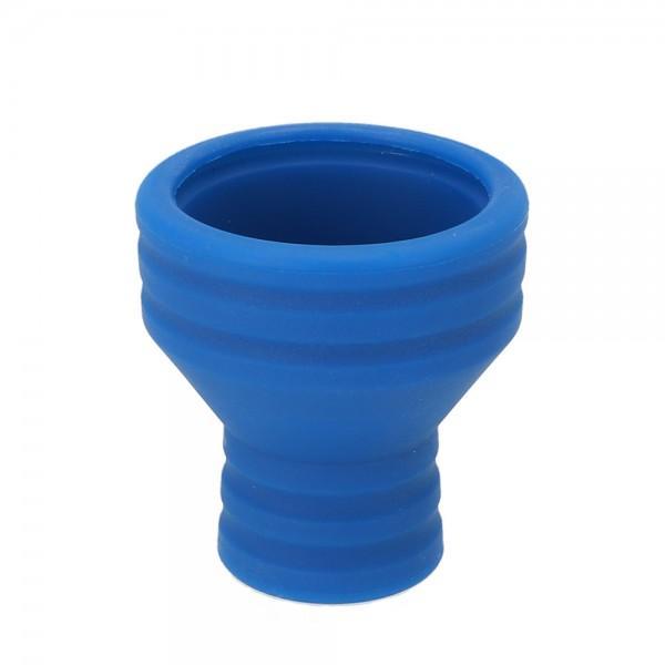 AO Safe Solo Silikonkopf Blau