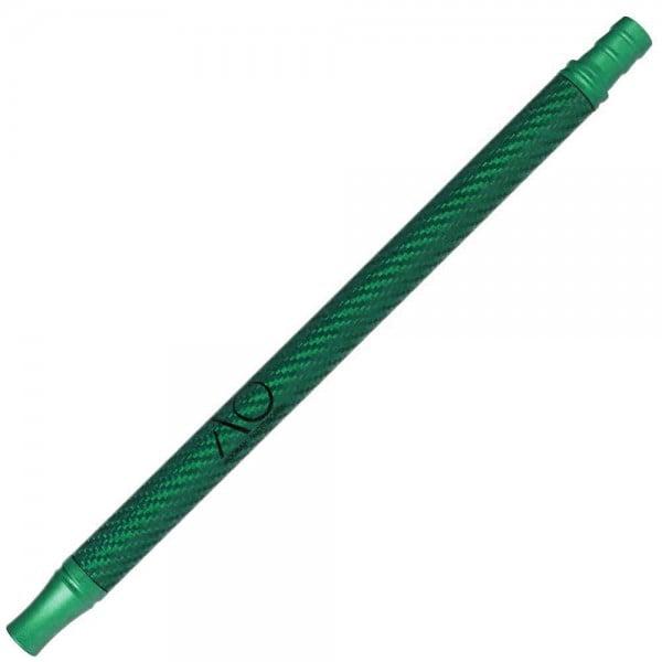 AO Alu-Carbonmundstück Grün