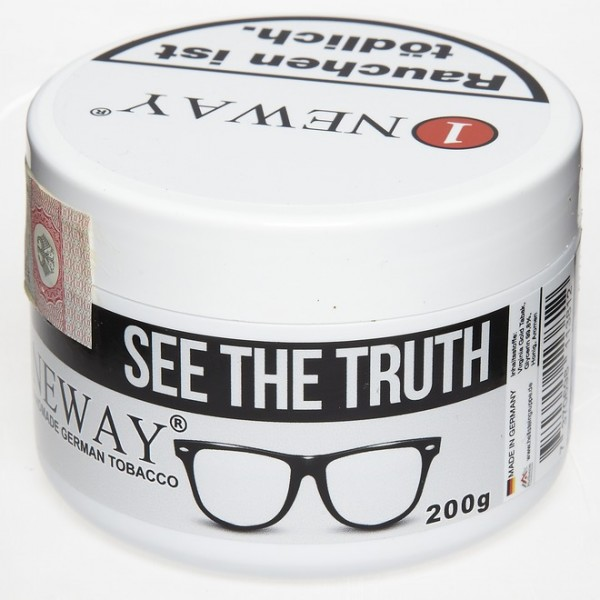 OneWay Tobacco See the Truth 200g