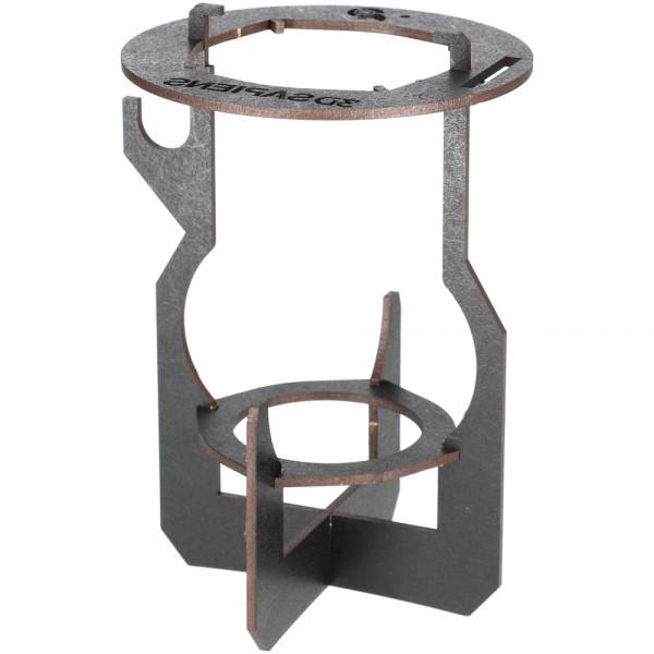 Oduman Micro 3D Style Base Black