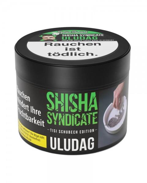 Shisha Syndicate Tabak Tisi Schubech Edition ULUDAG 200g