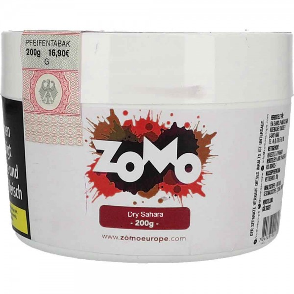Zomo Tabak Dry Sahara 200g