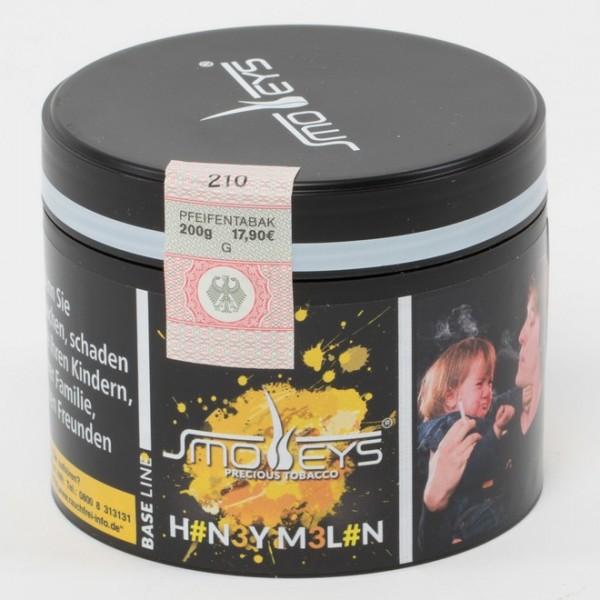 Smokeys Tobacco H#n3y M3l#n 200g