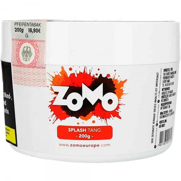 Zomo Tabak Splash Tang 200g