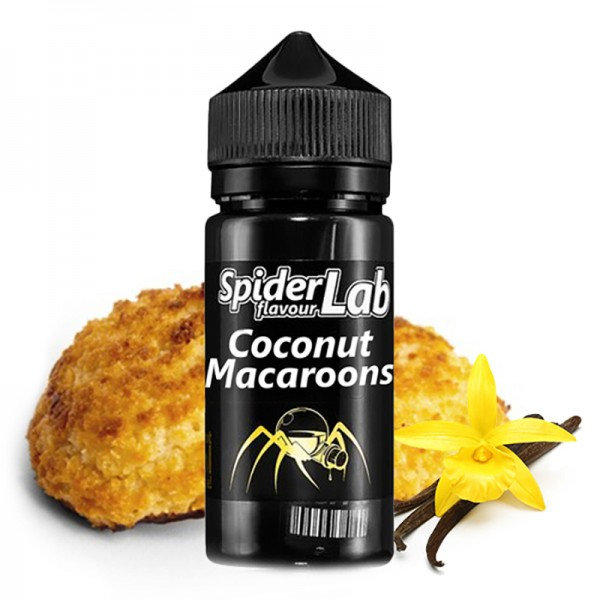 Spider Lab Coconut Macaroons Aroma 10 ml