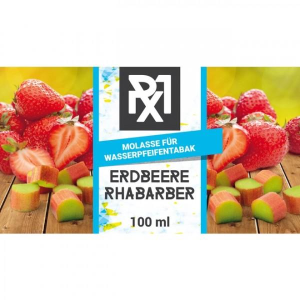 Px1 Erdbeere Rhabarber 100ml