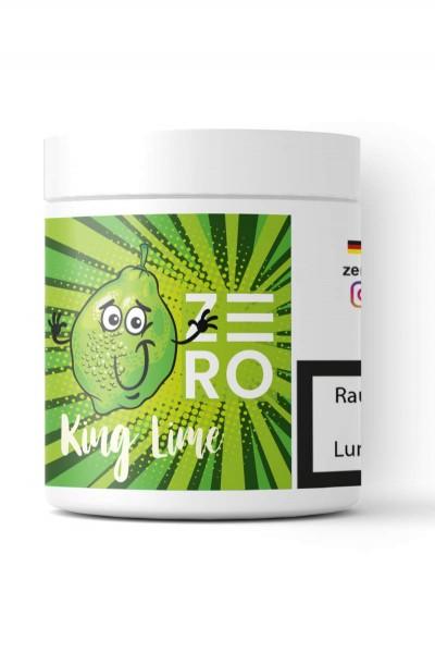 ZERO Tabakersatz King Lime 200g