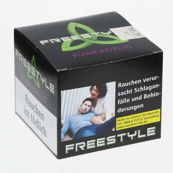 Freestyle Tobacco Funkadelic 150g