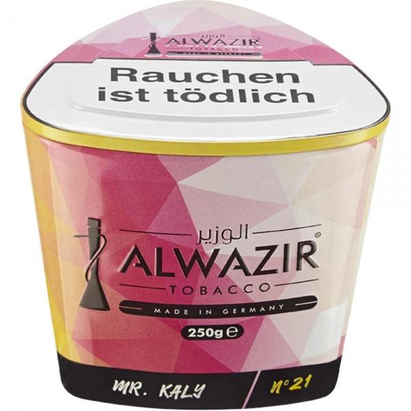 Alwazir Tabak No.21 Mr. Kaly 250g