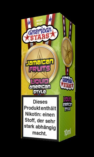 American Stars Jamaican Fruits Liquid 10ml