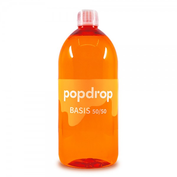 Popdrop 50-50 Base 1000 ml
