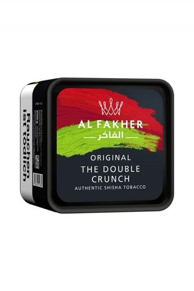 Al Fakher Tabak The Double Crunch 200g