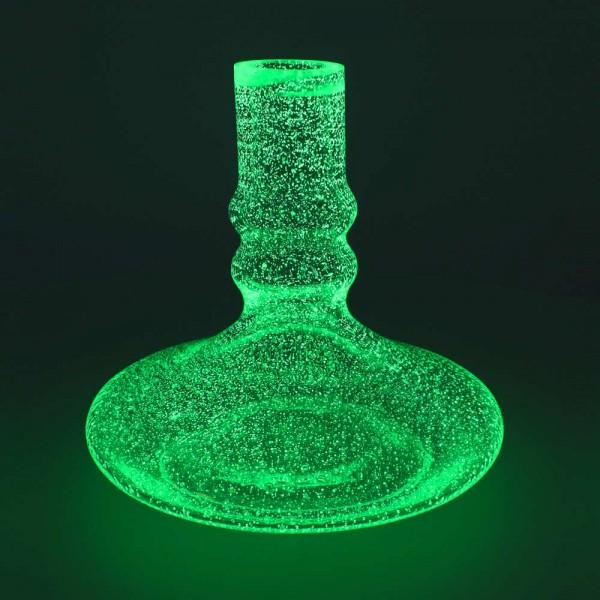 Ersatzglas Smokezilla MUTO Glow Grün ohne Gewinde