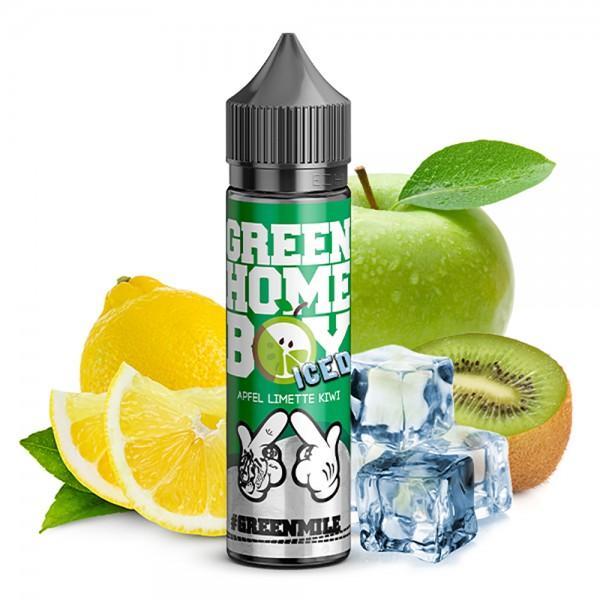 GANGGANG GreenMile Iced Green Homeboy Aroma 20ml