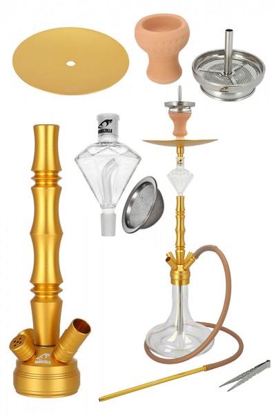 Smokezilla Minya Shiny Clear