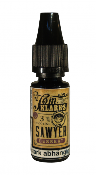 Tom Sawyer Dessert Liquid 10ml