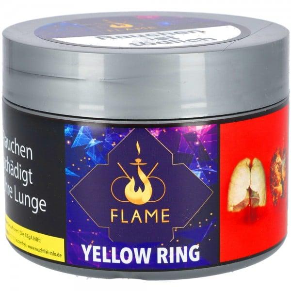 Flame Tabak Yellow Ring 200g