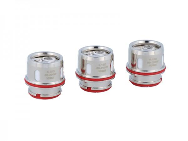 3x Vaporesso GTM8 Coil 0,15 Ohm