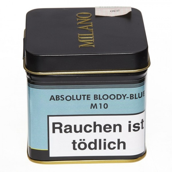 Milano Tobacco M10 Absolute Bloody-Blue 200g