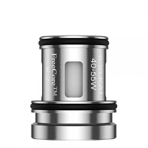 3x Vapefly Freecore K-2 Mesh 0.30 Ohm Coil