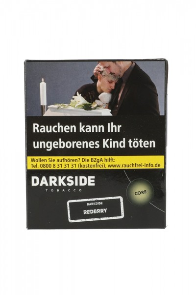 Darkside Core Tabak Redbrry 200g